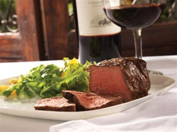 6 (8 oz.) Certified Angus Beef® Filet Mignons